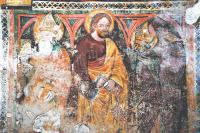 Freske u crkvi sv Antuna