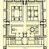 Tlocrt Dioklecijanove palače