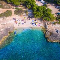 Plaže na Kamenjaku